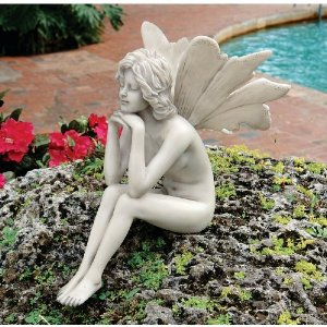 Outdoor Fairy Garden Statues for Your Fairy Garden