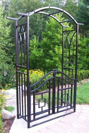 Gothic Garden Arbor