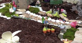 Fairy Garden Layout