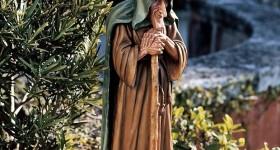 Gothic Wanderer Garden Figure