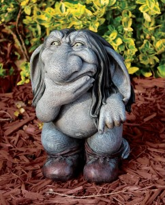 Miniature Garden Trolls for Your Garden
