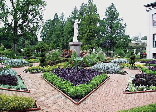 Victorian Black Gardens